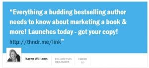 Thunderclap - Book Marketing Made Simple